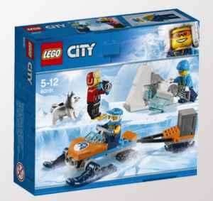 LC1804 (449,-/4 čísla) - dárek k předplatnému časopisu LEGO® City