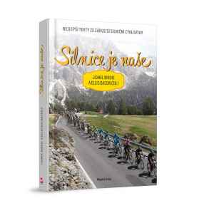 Kniha Silnice je naše - dárek k předplatnému časopisu Auto7