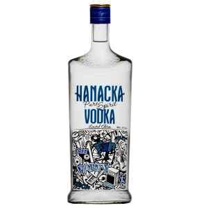 Hanácká vodka - dárek k předplatnému časopisu Auto7