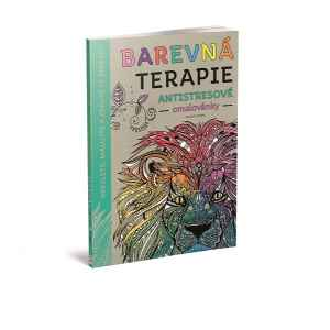 Kniha Barevná Terapie - dárek k předplatnému časopisu Udělej si sám