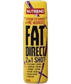 Nutrend - Fat Direct Shot - dárek k předplatnému časopisu TopGear