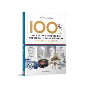 Kniha 100 let od podnikání - dárek k předplatnému časopisu Auto Motor a Sport Classics