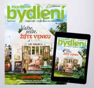 BD19Dig10 (499,-/10 čísel) - dárek k předplatnému časopisu Marianne Bydlení