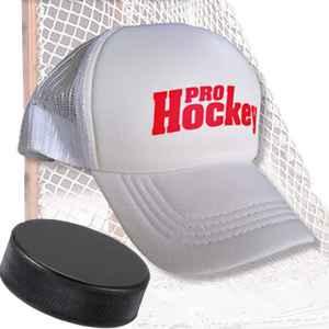 Kšiltovka ProHockey - dárek k předplatnému časopisu ProHockey
