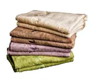 Sada 4 ručníků KONGO - dárek k předplatnému časopisu Moderní byt