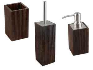 Koupelnová sada LACETA - dárek k předplatnému časopisu Moderní byt