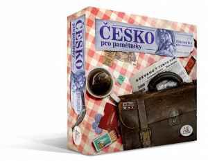 Předplatné 12 měsíců s dárkem zvýhodněné předpl.+ Hra Česko pro pamětníky - dárek k předplatnému časopisu Vlasta