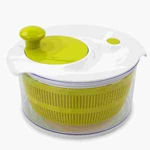 Předplatné 12 měsíců s dárkem roční předplatné+ruční odstředivka na mytí salátů - dárek k předplatnému časopisu Dům & zahrada