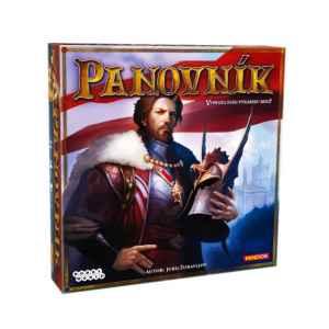 Předplatné 12 měsíců s dárkem roční předplatné + hra Panovník - dárek k předplatnému časopisu Překvapení