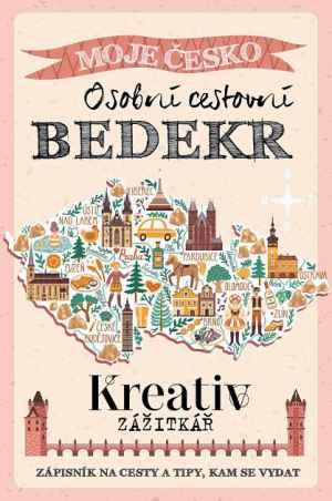 Předplatné 12 měsíců s dárkem roční předplatné + Zážitkář-Osobní cestovní bedekr - dárek k předplatnému časopisu Praktická žena Kreativ