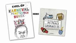Předplatné 12 měsíců s dárkem roční předpl.+kniha Po práci  legraci III. - dárek k předplatnému časopisu Křížovkář TV Magazín