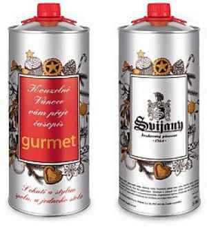 Předplatné 12 měsíců s dárkem roční předplatné + 2x2l Svijanský máz 11% - dárek k předplatnému časopisu Gurmet