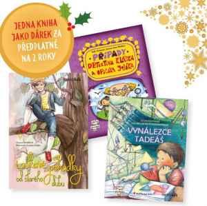 Kniha - dárek k předplatnému časopisu Pastelka