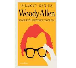 Filmový génius Woody Allen - dárek k předplatnému časopisu XANTYPA