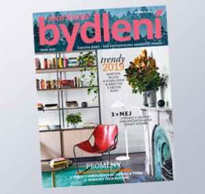 BD1902_10 (449,-/10 čísel) - dárek k předplatnému časopisu Marianne Bydlení