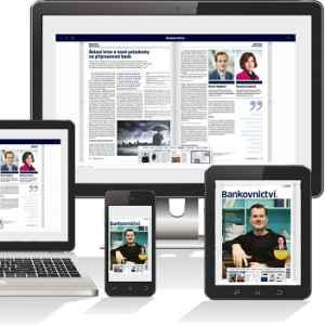 Bankovnictví online - dárek k předplatnému časopisu Bankovnictví