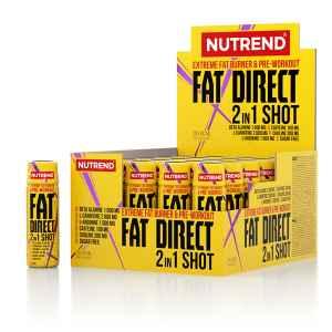 Nutrend Fat Direct - dárek k předplatnému časopisu ESQUIRE