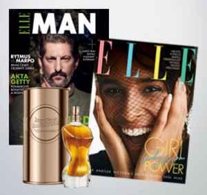 EL1903_M (1188,-/2 tituly) - dárek k předplatnému časopisu ELLE