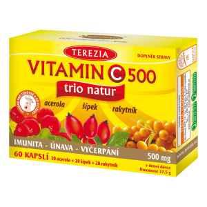 Vitamin C - 2 balení - dárek k předplatnému časopisu Můj svět