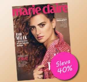 MC1903_12 (719,-/12 čísel) - dárek k předplatnému časopisu Marie Claire