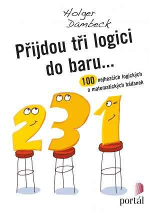 Přijdou tři logici do baru - dárek k předplatnému časopisu XANTYPA