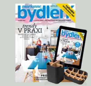 BD1904_DIG (709,-/10 čísel) - dárek k předplatnému časopisu Marianne Bydlení