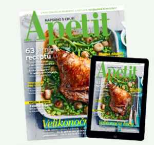 AP19DigSF (499,-/12 čísel) - dárek k předplatnému časopisu Apetit