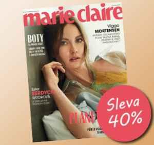 MC19SF (647,-/12 čísel) - dárek k předplatnému časopisu Marie Claire