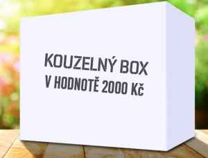 FOOD 0419 - Záhadný box - dárek k předplatnému časopisu F.O.O.D.