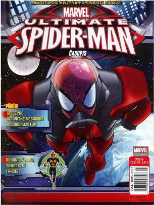 obálka Spider-man