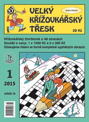 obálka Velký Køí¾ovkáøský tøesk