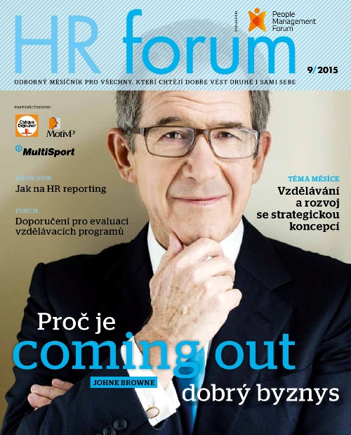 obálka HR forum
