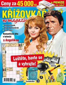 obálka Køí¾ovkáøský TV Magazín