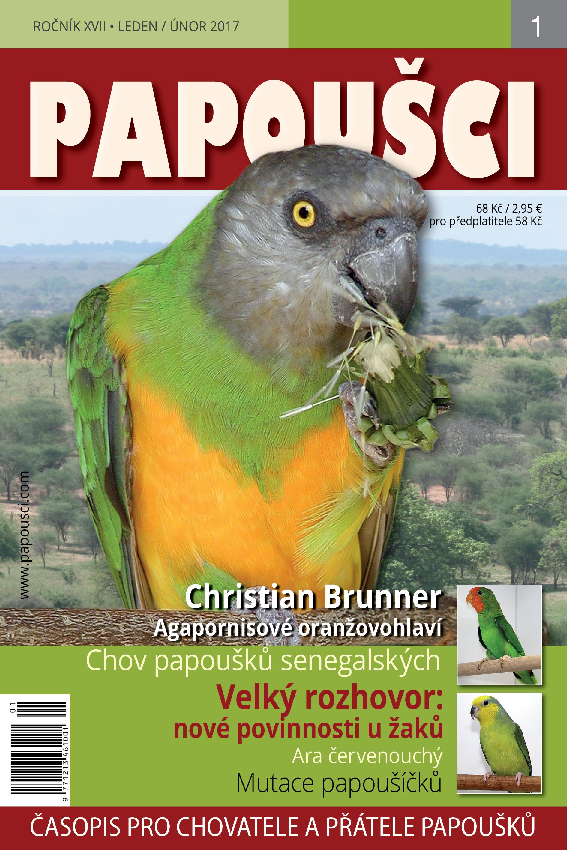 obálka Papou¹ci