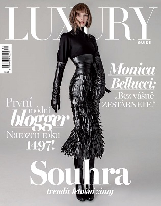 obálka Luxury Guide