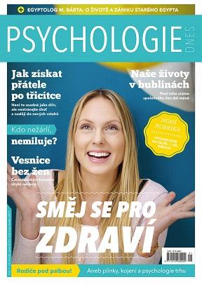obálka Psychologie dnes