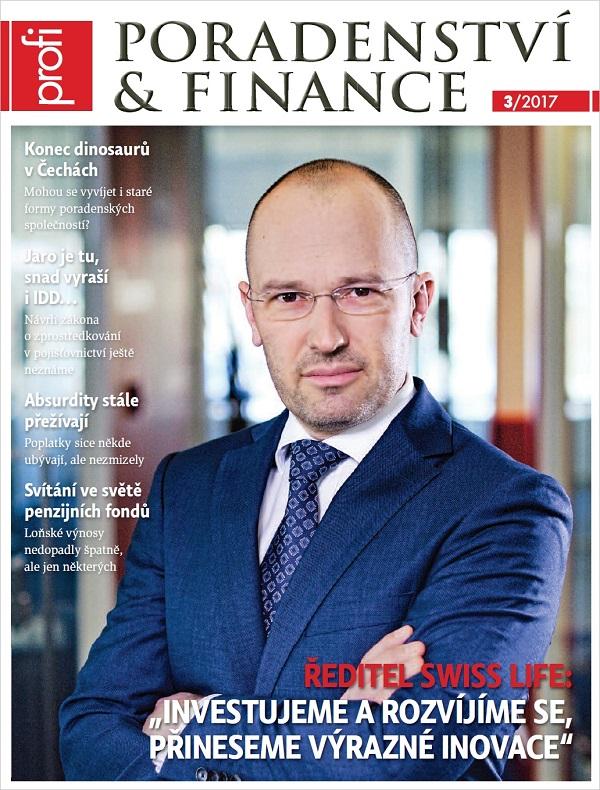 obálka PROFI Poradenství & Finance