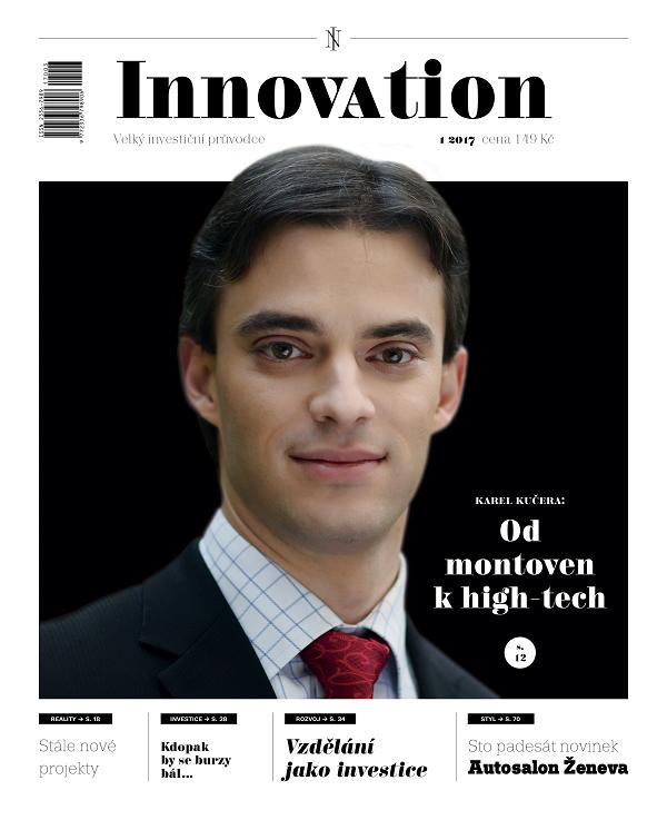 obálka Innovation