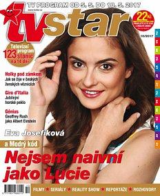 obálka TV Star