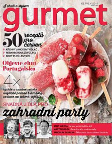 obálka Gurmet
