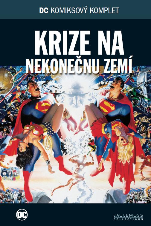 obálka DC komiksový komplet speciál