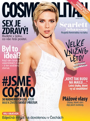 obálka Cosmopolitan