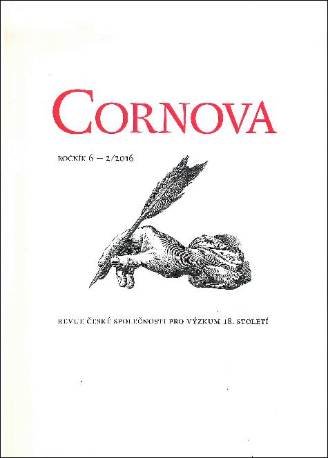 obálka Cornova