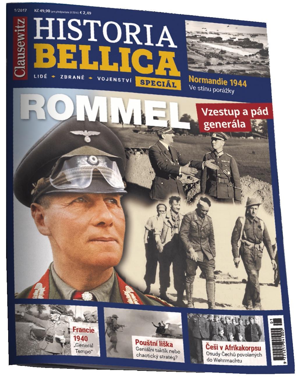 obálka Historia Bellica SPECIÁL