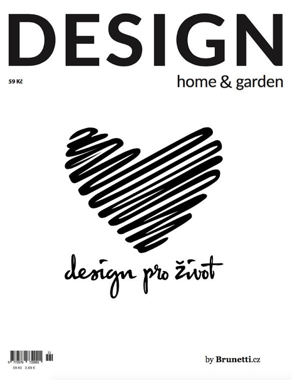 obálka Design Home & Garden
