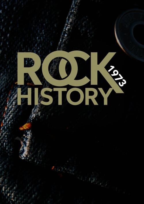 obálka Rock History