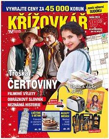 obálka Křížovkářský TV Magazín