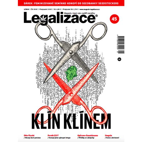 obálka Legalizace