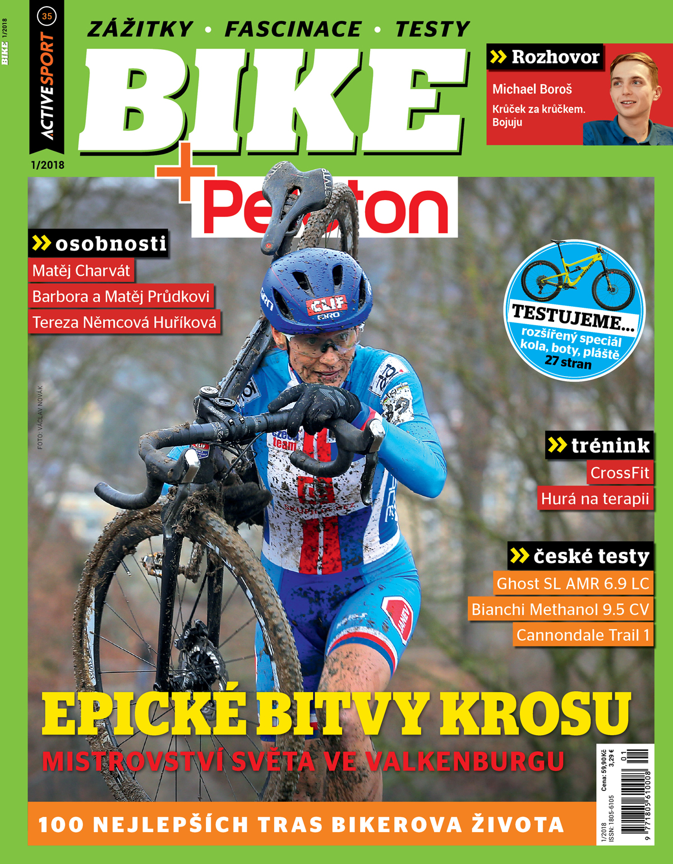obálka Bike