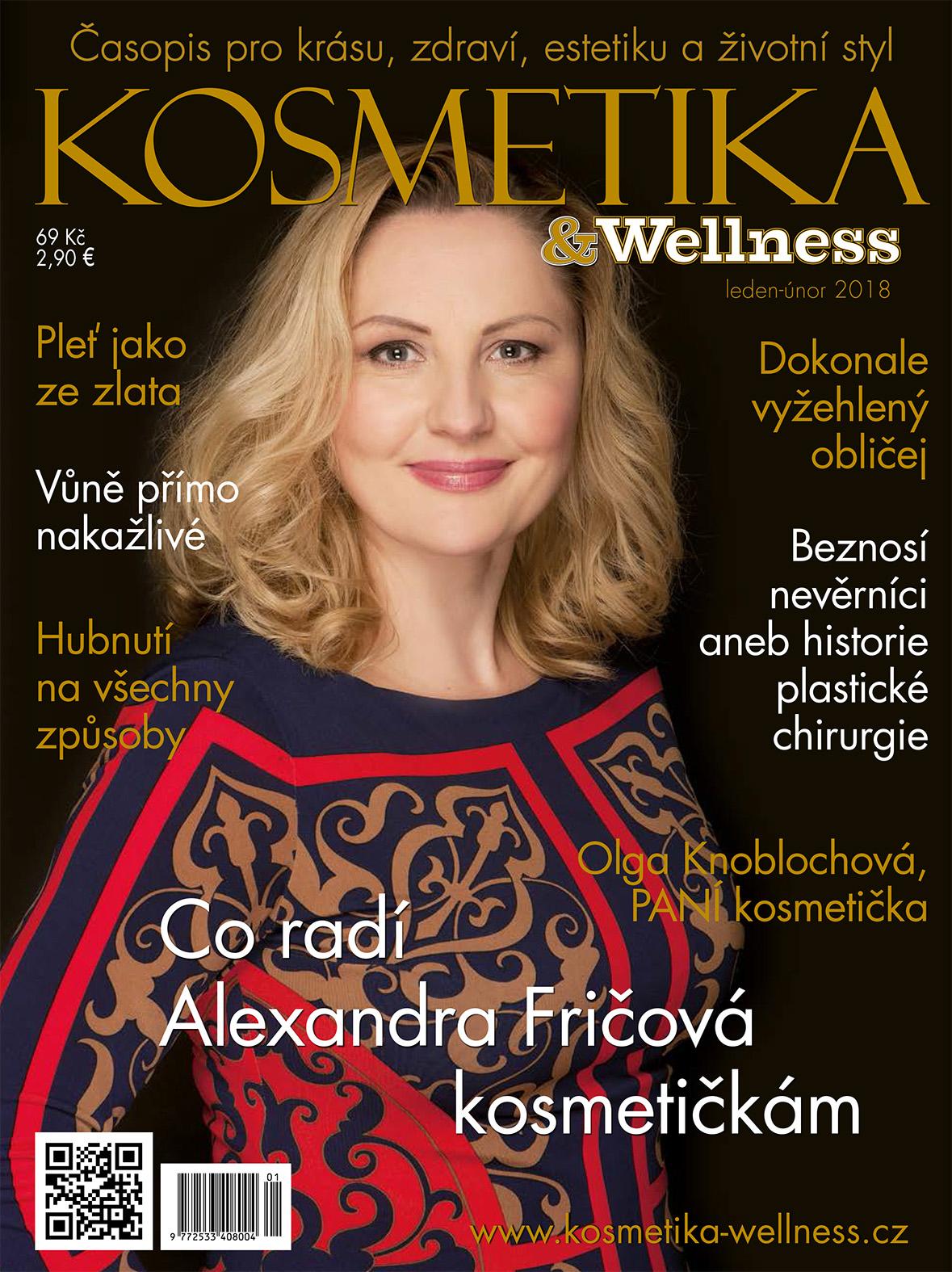 obálka Kosmetika&Wellness